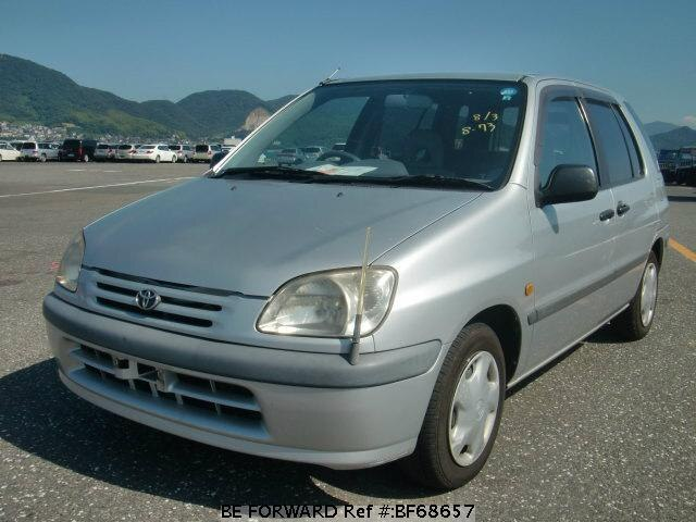 Used 1999 TOYOTA RAUM BF68657 for Sale