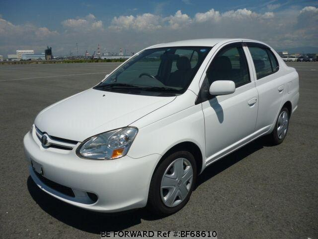 Used 2003 TOYOTA PLATZ BF68610 for Sale