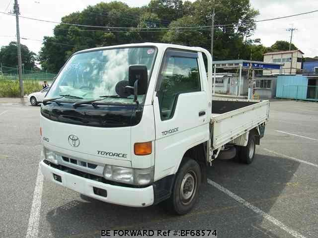 Used 2000 TOYOTA TOYOACE BF68574 for Sale