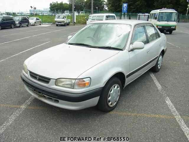 Used 1995 TOYOTA COROLLA SEDAN BF68550 for Sale