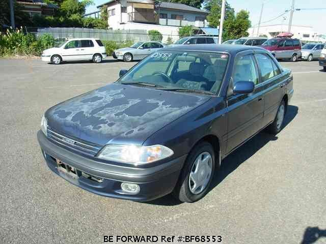 Used 1998 TOYOTA CARINA BF68553 for Sale