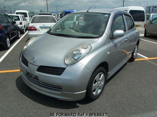 Used 2005 NISSAN MARCH BF68637 for Sale