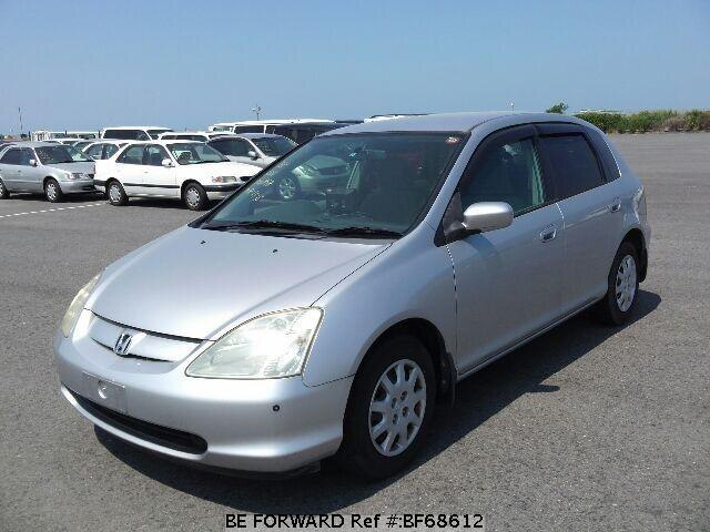 Used 2001 HONDA CIVIC BF68612 for Sale