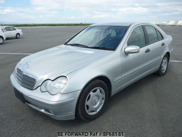Used 2001 MERCEDES-BENZ C-CLASS BF68585 for Sale