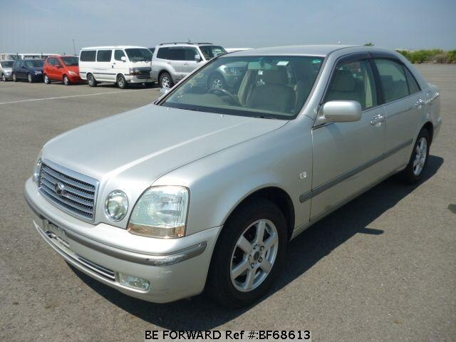 Used 2002 TOYOTA PROGRES BF68613 for Sale
