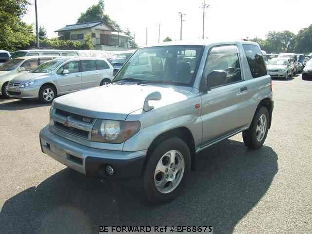 Used 1998 MITSUBISHI PAJERO IO BF68675 for Sale