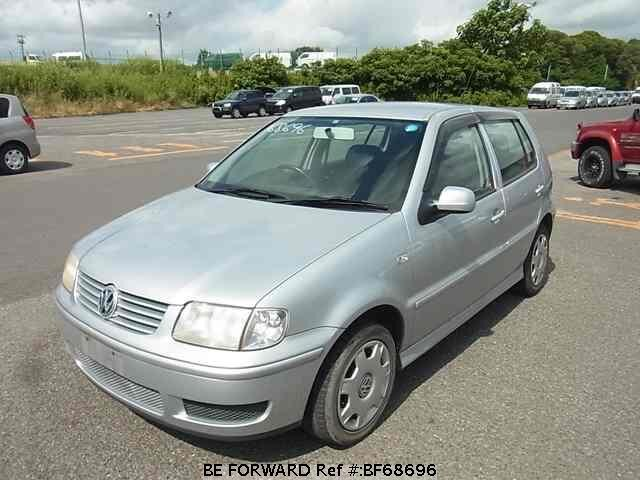 Used 2001 VOLKSWAGEN POLO BF68696 for Sale