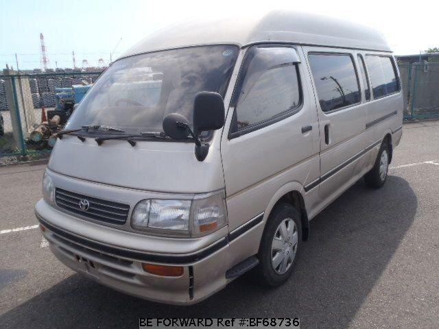 Used 1993 TOYOTA HIACE WAGON BF68736 for Sale