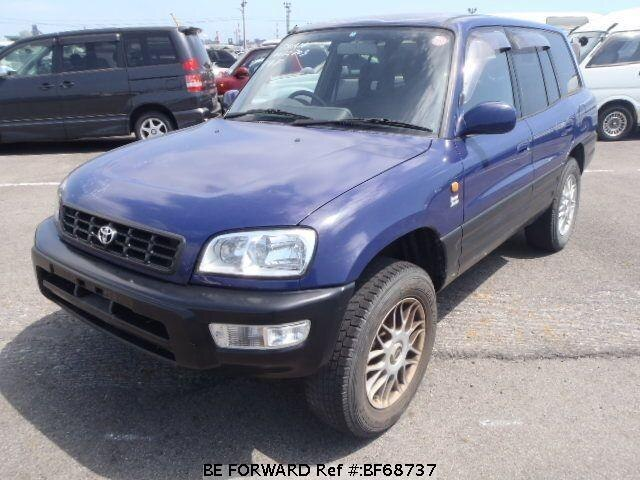 Used 1998 TOYOTA RAV4 BF68737 for Sale