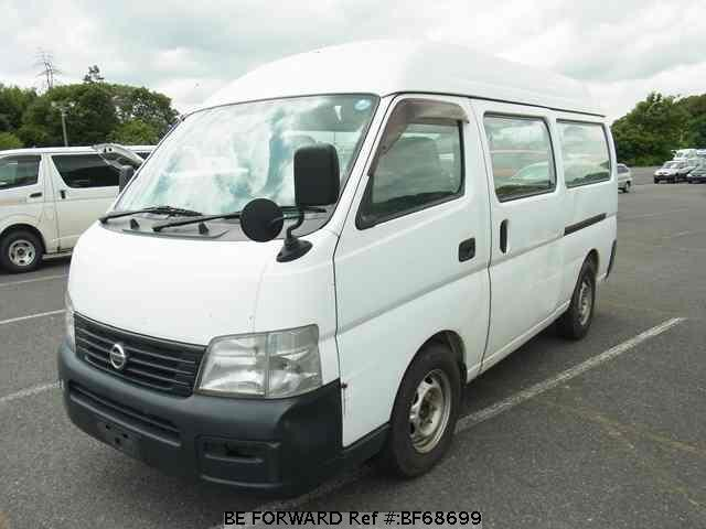 Used 2002 NISSAN CARAVAN VAN BF68699 for Sale