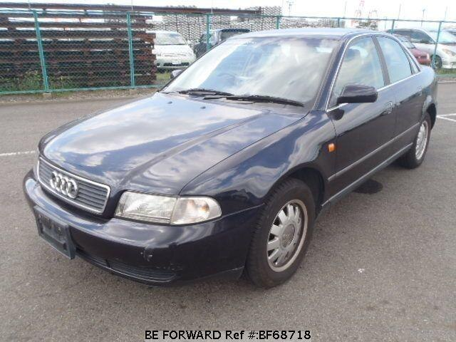 Used 1998 AUDI A4 BF68718 for Sale