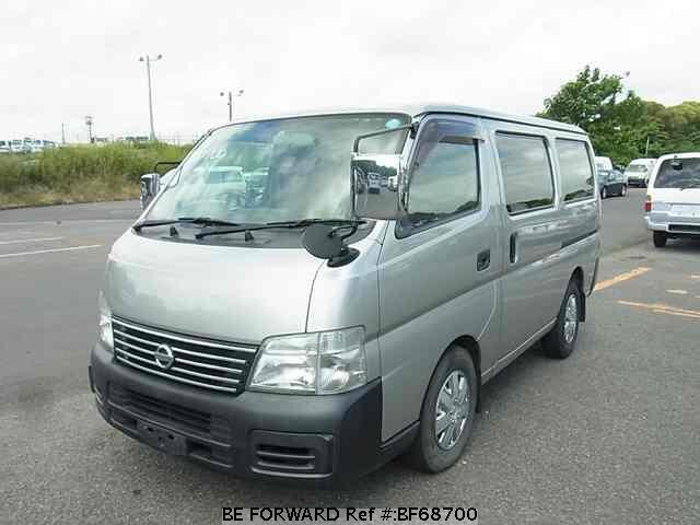 Used 2003 NISSAN CARAVAN VAN BF68700 for Sale