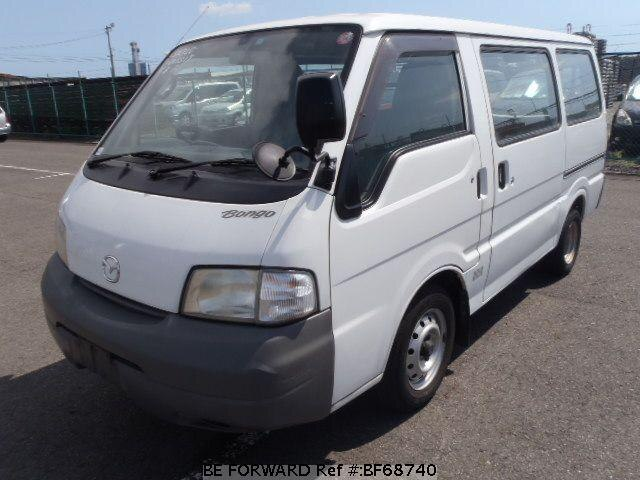 Used 2002 MAZDA BONGO VAN BF68740 for Sale