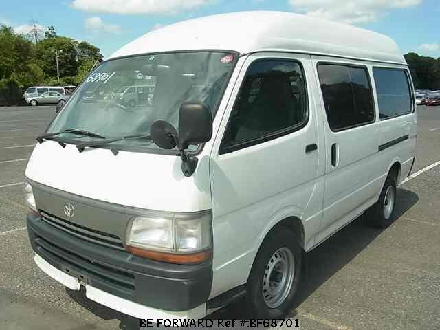 Used 1998 TOYOTA HIACE VAN BF68701 for Sale