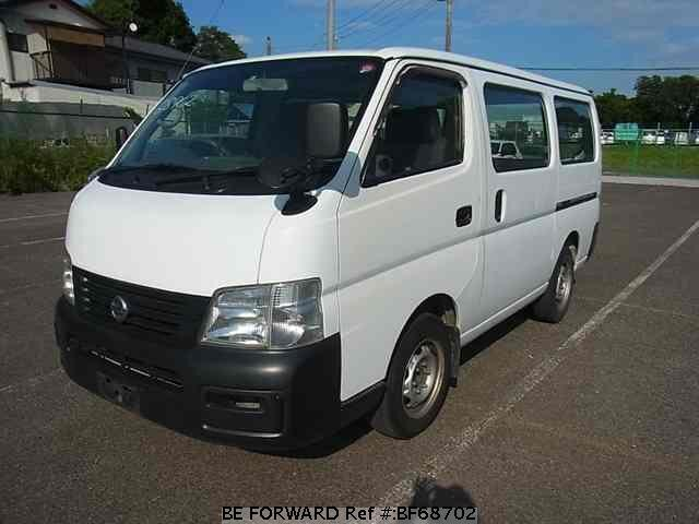 Used 2002 NISSAN CARAVAN VAN BF68702 for Sale