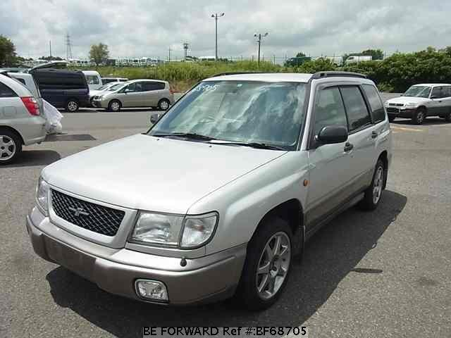 Used 1997 SUBARU FORESTER BF68705 for Sale