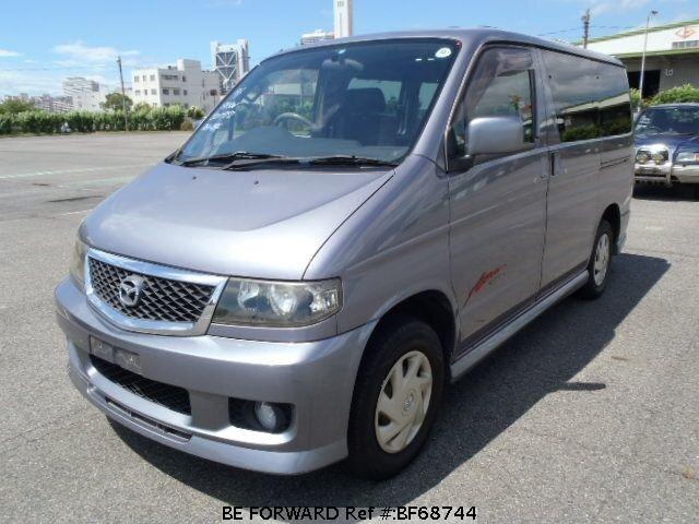 Used 2002 MAZDA BONGO FRIENDEE BF68744 for Sale