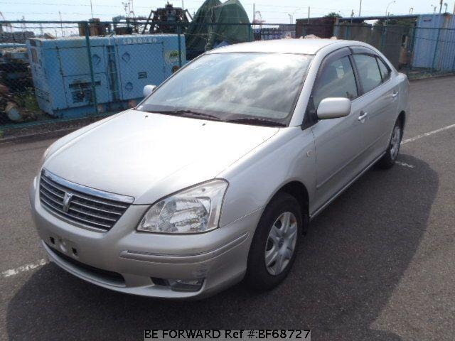 Used 2003 TOYOTA PREMIO BF68727 for Sale