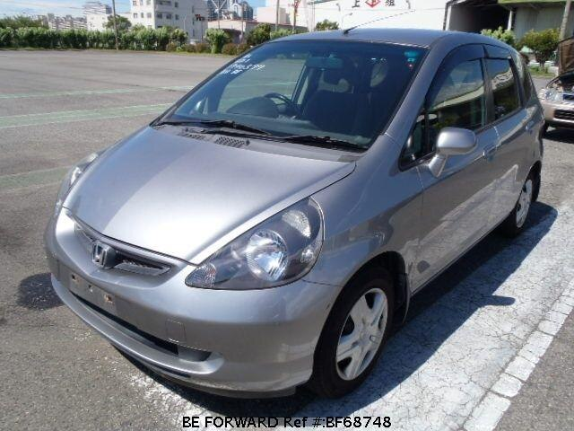 Used 2003 HONDA FIT BF68748 for Sale
