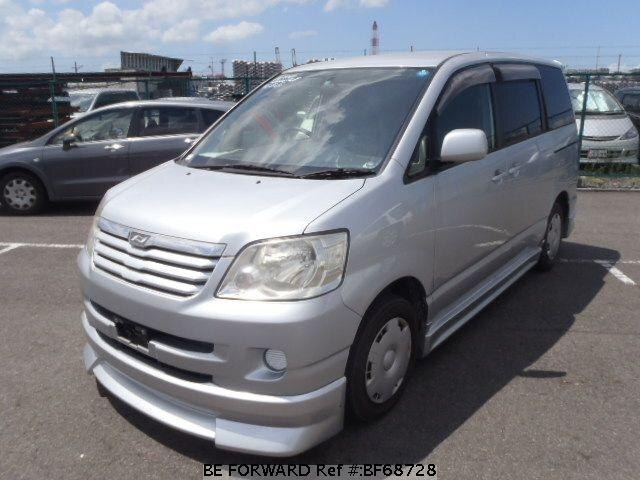 Used 2001 TOYOTA NOAH BF68728 for Sale