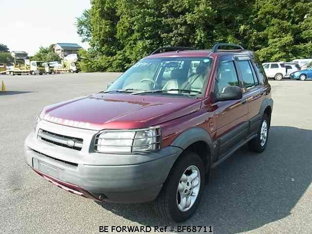 Used 2001 LAND ROVER FREELANDER BF68711 for Sale