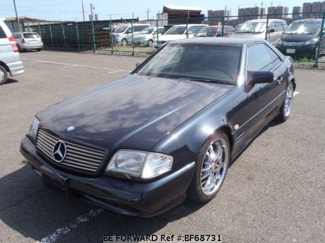Used 1995 MERCEDES-BENZ SL-CLASS BF68731 for Sale