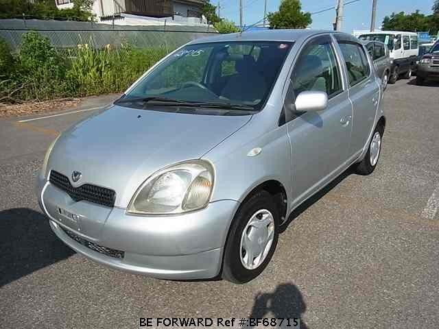Used 2000 TOYOTA VITZ BF68715 for Sale