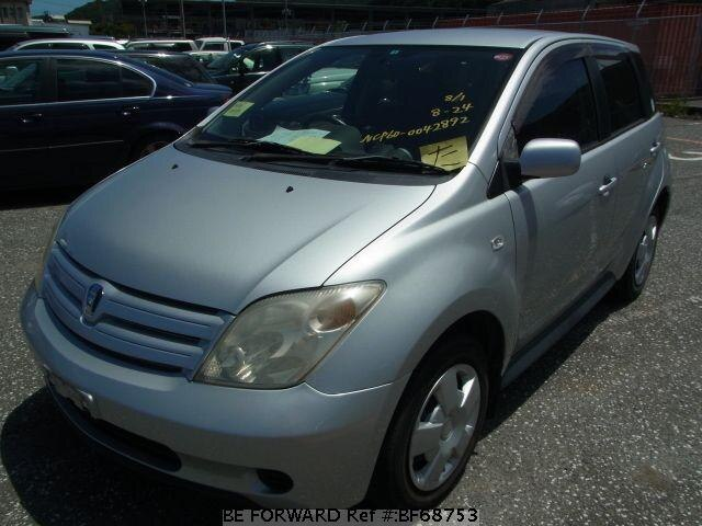 Used 2002 TOYOTA IST BF68753 for Sale