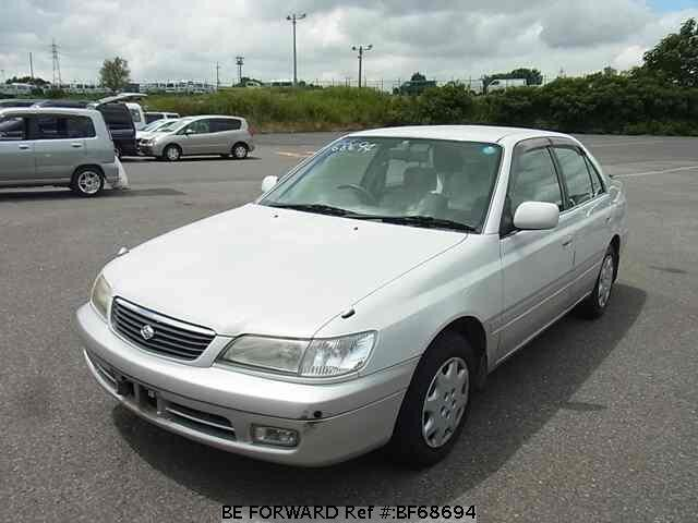 Used 1999 TOYOTA CORONA PREMIO BF68694 for Sale