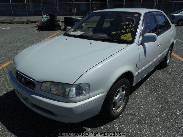 Used 1999 TOYOTA SPRINTER SEDAN BF68754 for Sale
