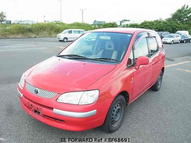Used 1999 TOYOTA COROLLA SPACIO BF68691 for Sale
