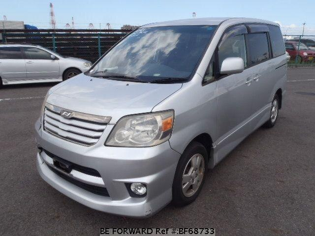 Used 2003 TOYOTA NOAH BF68733 for Sale