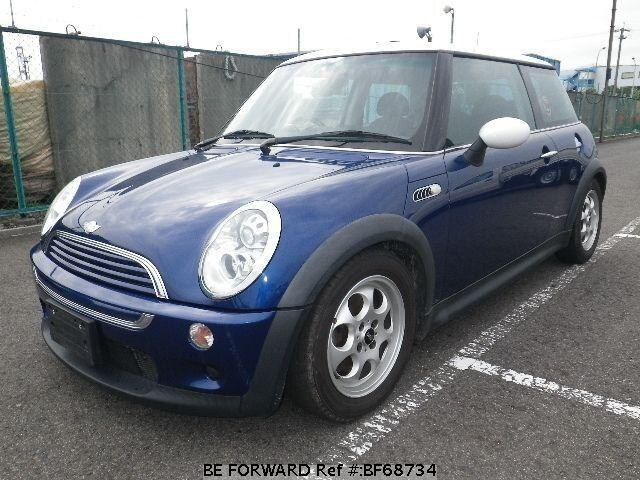 Used 2002 BMW MINI BF68734 for Sale