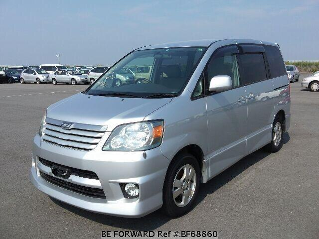 Used 2002 TOYOTA NOAH BF68860 for Sale