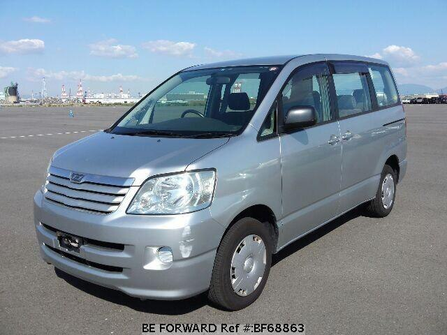 Used 2002 TOYOTA NOAH BF68863 for Sale