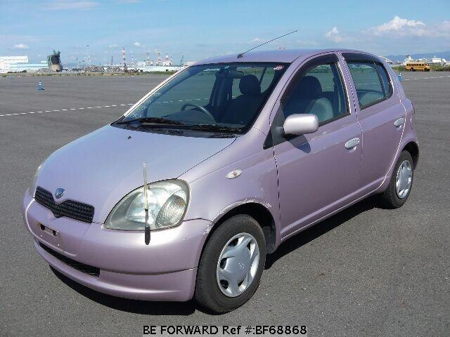 Used 2000 TOYOTA VITZ BF68868 for Sale