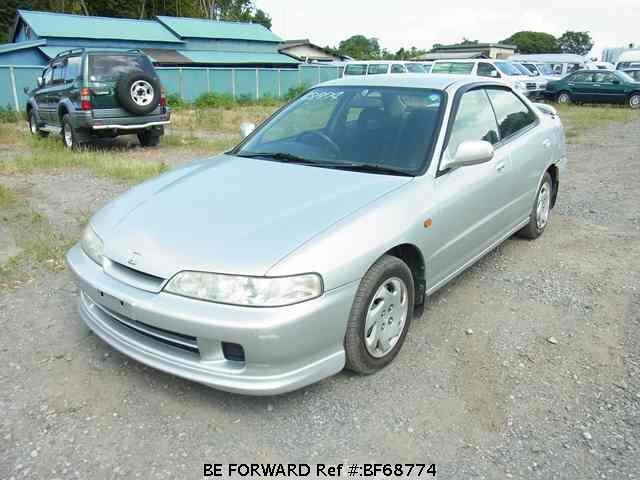 Used 1997 HONDA INTEGRA BF68774 for Sale