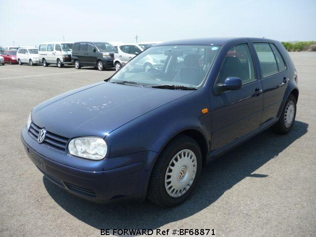 Used 1999 VOLKSWAGEN GOLF BF68871 for Sale
