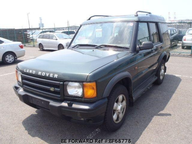 Used 2000 LAND ROVER DISCOVERY BF68778 for Sale