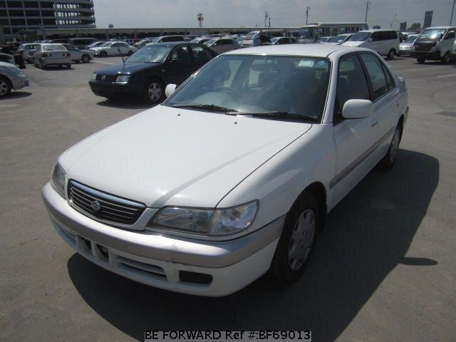 Used 1998 TOYOTA CORONA PREMIO BF69013 for Sale