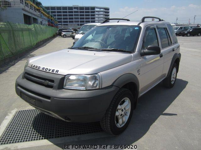 Used 2001 LAND ROVER FREELANDER BF69020 for Sale