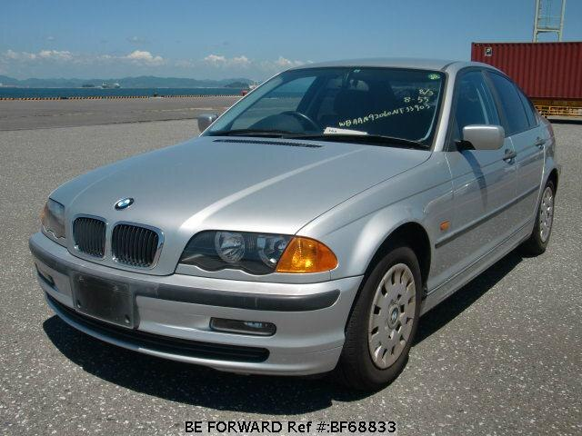 Used 2000 BMW 3 SERIES BF68833 for Sale