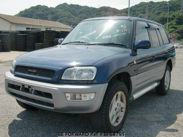 Used 1997 TOYOTA RAV4 BF68795 for Sale