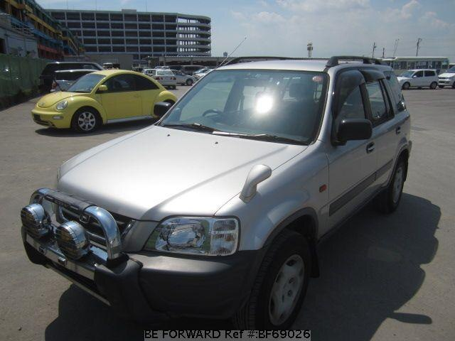 Used 1996 HONDA CR-V BF69026 for Sale