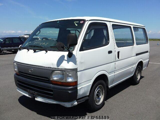 Used 1996 TOYOTA HIACE VAN BF68889 for Sale