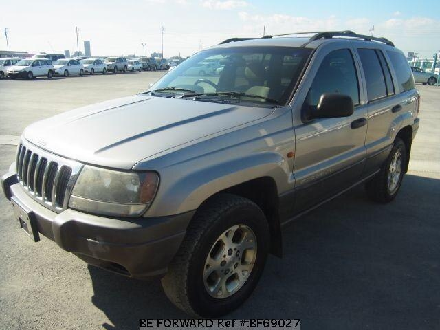 Used 2001 JEEP GRAND CHEROKEE BF69027 for Sale