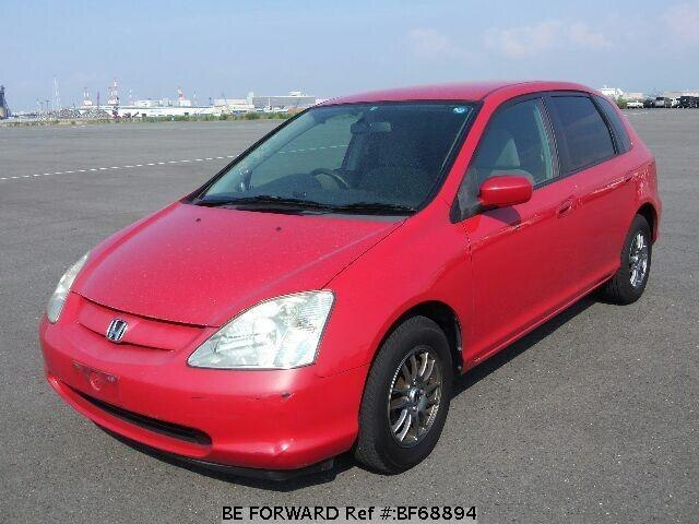 Used 2001 HONDA CIVIC BF68894 for Sale