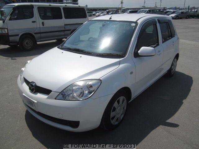 Used 2006 MAZDA DEMIO BF69031 for Sale