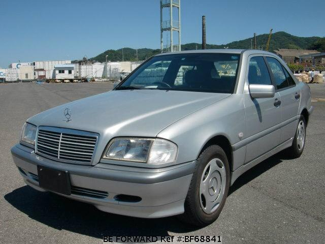 Used 1997 MERCEDES-BENZ C-CLASS BF68841 for Sale