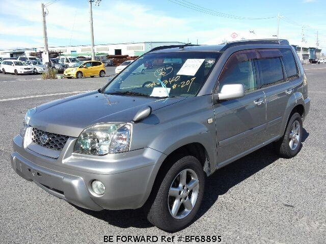 Used 2001 NISSAN X-TRAIL BF68895 for Sale